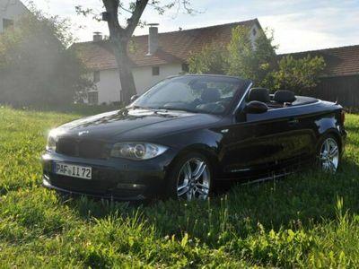 gebraucht BMW 123 Cabriolet d Aut.