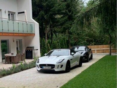 gebraucht Jaguar F-Type Cabrio 2016 34.000 km