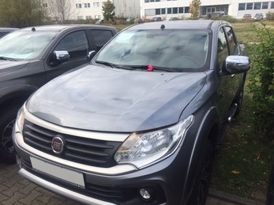 gebraucht Fiat Fullback ProfessionalDouble Cab Serie LX 6MT 4WD E6
