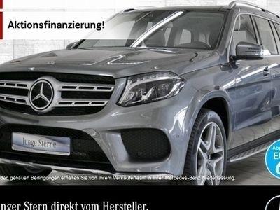 usata Mercedes GLS350 d 4M AMG 360° Airmat COMAND ILS LED AHK