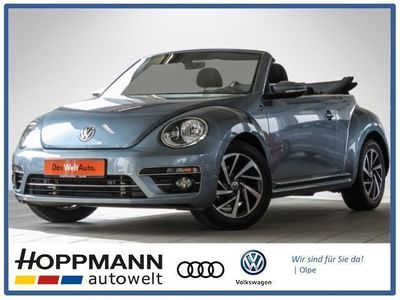 gebraucht VW Beetle Cabriolet SOUND Cabrio 2.0 TDI NAVI BLUETOOTH APPCONNECT