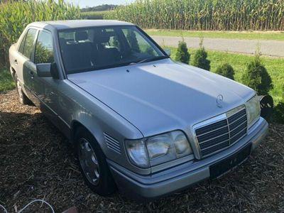 gebraucht Mercedes E250 MercedesDiesel, W124, tüv bis 06/21