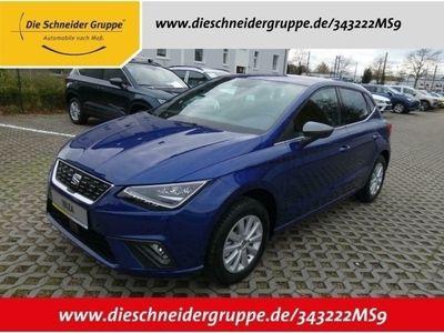 gebraucht Seat Ibiza Xcellence 1.0 EcoiTSI 85 kW 6-Gang