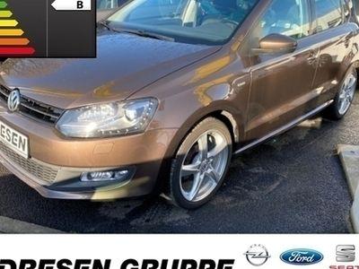 gebraucht VW Polo V Life 1.6 TDI Xenon+Automatik+Schiebedach