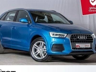 "gebraucht Audi Q3 Sport 2.0 TSI quattro S-Line Navi+, LED, PDC, AHK, LM 18"""