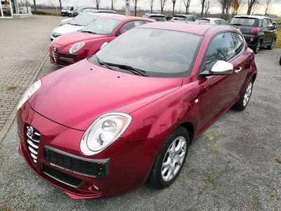 "gebraucht Alfa Romeo MiTo 1.4 16V Turismo Klima-M+S-NSW-Bluetooth FSE-16""Alu"