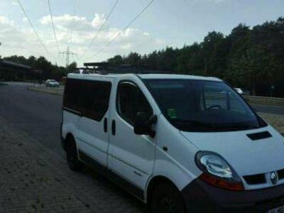 gebraucht Renault Trafic L1H1 LKW Zulassung