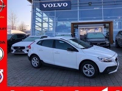 gebraucht Volvo V40 CC D2 EURO6 Navi+Rückfahrk+Sitzheiz+PDC