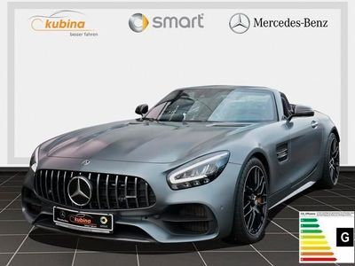 gebraucht Mercedes AMG GT C Keramik Burmester AMG Perform Sitz Dist