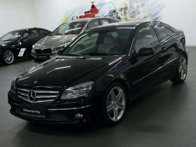 gebraucht Mercedes CLC180 K SPORT / NAVI/SHZ/PTS UNFALLFREI !
