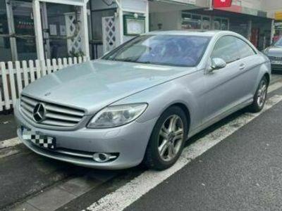 gebraucht Mercedes CL500 Mercedes Benz*AMG Sound*