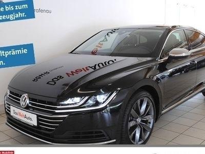 gebraucht VW Arteon Elegance (Garantie 04/2022,Kamera,Navi,LED,DYNAUDIO) 2.0 TDI DSG 4Motion