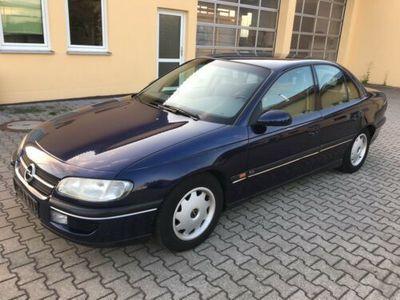 gebraucht Opel Omega 2.5 V6/ 1.Hand/ Automatik/Anhängerkupplung