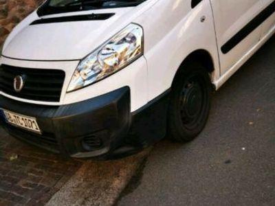 gebraucht Fiat Scudo kastenwagen hochdach 165500km