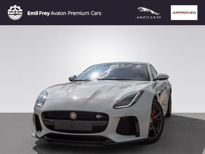 gebraucht Jaguar F-Type Coupe AWD Aut. SVR *Pano*770Watt*DAB