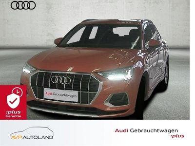 gebraucht Audi Q3 35 TDI advanced S tronic DAB|Navi|LED|Leder