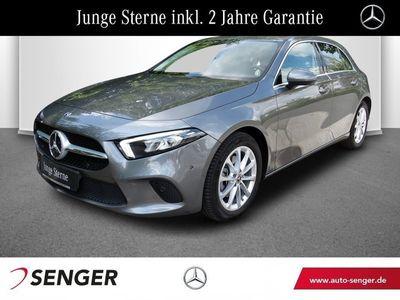 gebraucht Mercedes A200 Progressive LED Navi-Premium Spurhalte-A.
