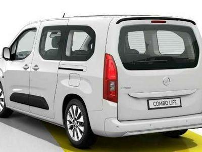 gebraucht Opel Combo Life XL 1.2 Edition+Einparkhilfe+Klima+