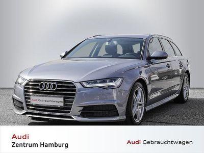 gebraucht Audi A6 Avant 3,0 TDI S tronic LED AHK NAVI