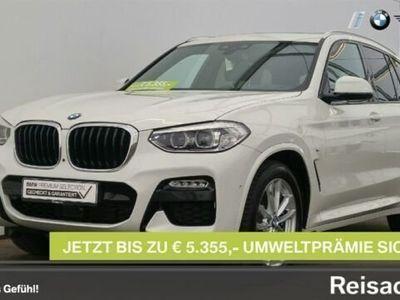 gebraucht BMW X3 xDrive30d A Navi,Automatic,LED Scheinwerfer,A