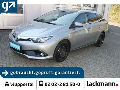 gebraucht Toyota Auris Hybrid TS Design Edition *Navigation*