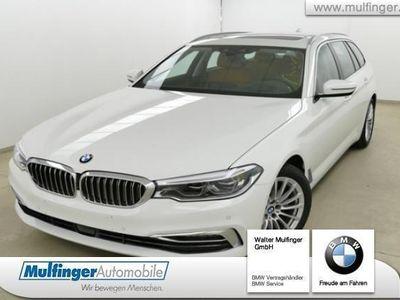 gebraucht BMW 520 iA T KomfSitze KomfZ SurView