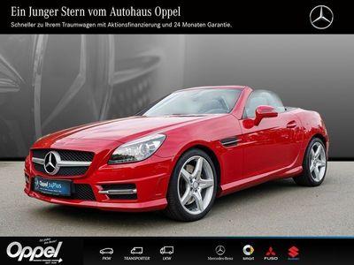 gebraucht Mercedes SLK200 Roadster AMG Line+Xenon+PTS+Navi+Airsca.