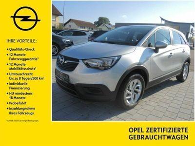 gebraucht Opel Crossland X 1.2 Edition*AGR*PDC*IntelliLink*