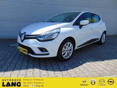 gebraucht Renault Clio IV Intens 0.9 TCe 90 eco LED Navi Keyless LED-hinten LED-Tagfahrlicht RDC