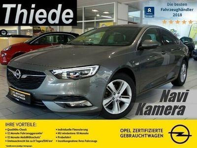 gebraucht Opel Insignia GS 1.5T DYNAMIC LED/NAVI/KAMERA/PDC/SHZ