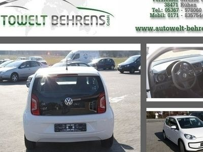 second-hand VW up! move