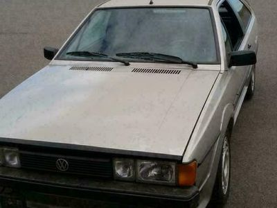 gebraucht VW Scirocco GTX Typ 53B 1,8