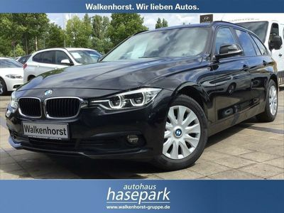 gebraucht BMW 318 d Advantage Touring EURO 6 Aut LED HUD Navi Temp PDC Klima