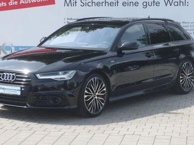 gebraucht Audi A6 Avant S line 3.0 TDI competition Matrix Head up Pano Luftfederu