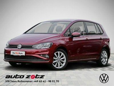gebraucht VW Golf Sportsvan JOIN 1.5 TSI Navi Bluetooth Klima