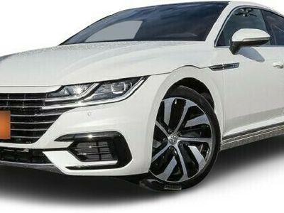 gebraucht VW Arteon ArteonR-Line 2.0 TDI 4Motion DSG Navi LED ACC Panorama Standheizung EPH