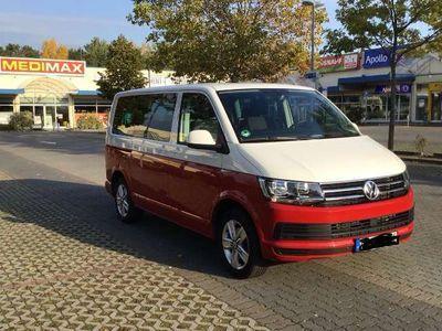 gebraucht VW LT T6 MUIVAN DSG KURZ