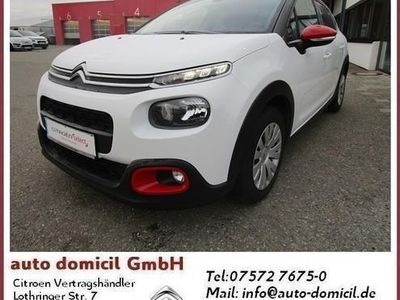 gebraucht Citroën C3 1.2 PureTech 82 Shine - KD/HU Neu