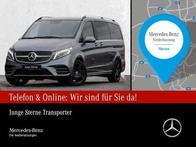 gebraucht Mercedes V300 CDI 4MATIC AVANTGARDE EDITION Lang