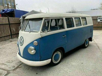 gebraucht VW T1 1966 Deutsches Fahrzeug