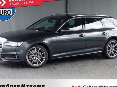 used Audi A4 Avant 2.0 TFSi S tronic g-tron S line Matrix ACC