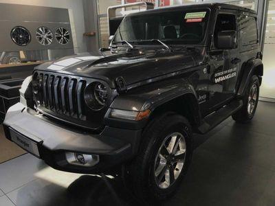 gebraucht Jeep Wrangler New Sahara