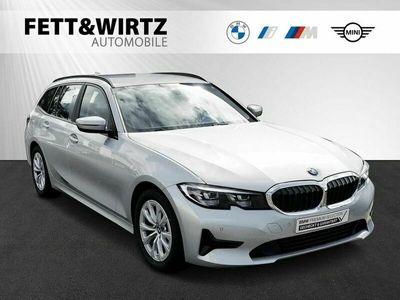 gebraucht BMW 318 d Touring Advantage