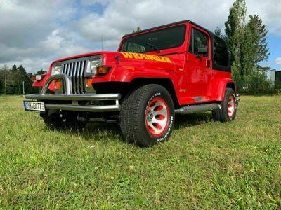 gebraucht Jeep Wrangler 2.5