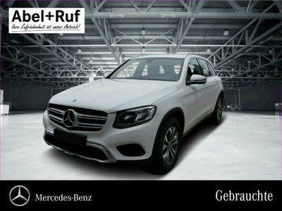 gebraucht Mercedes GLC250 - BENZd 4M. - Park Pilot - Navi - AHK - Sitzheizung