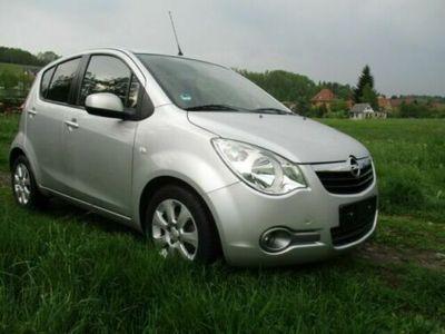 gebraucht Opel Agila 1.2 Edition