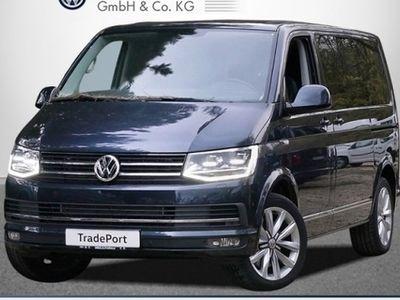 """gebraucht VW Multivan T6Highline 2.0 TDI DSG LED NAV 18"""""""