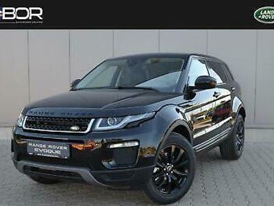 gebraucht Land Rover Range Rover evoque TD4 132kW SE BlackEdition