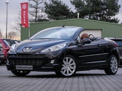 "gebraucht Peugeot 207 CC Allure 1.6 Leder/Klima/17""/SHZ/Bluetooth"