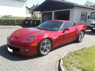 gebraucht Corvette Grand Sport C6 EZ 2013, 4LT Premium